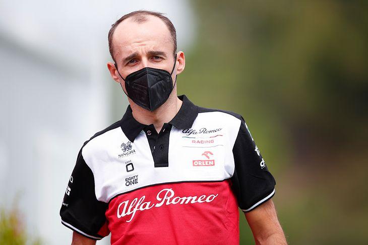 Robert Kubica wystartuje w Grand Prix Holandii