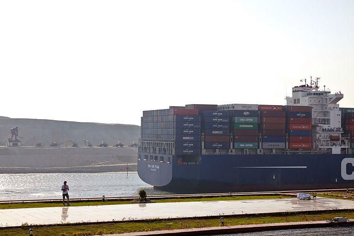Operacja usuwania statku może potrwać zdecydowanie dłużej niż sądzono na początku