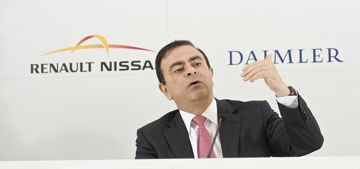 Carlos Ghosn (fot. Renault)