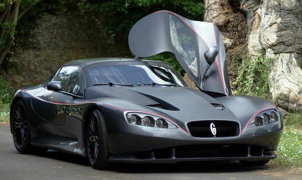 Vertigo Race Car  Gt Tuning