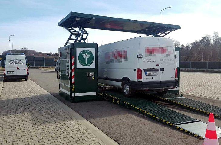 Stacja może sprawdzać i samochody osobowe, i wielkie tiry