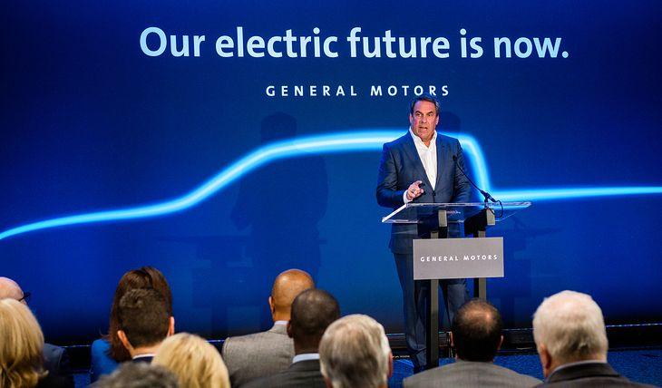 GM na modernizację wyda aż 2,2 mld dolarów