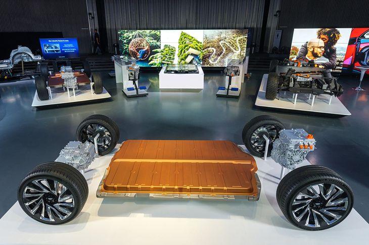 Nowa platforma GM znajdzie zastosowanie zarówno w modelach z USA, jak i Japonii.