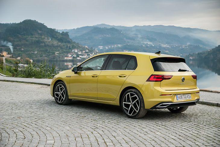 Volkswagen Golf VIII (2020) (fot. Mateusz Lubczański)