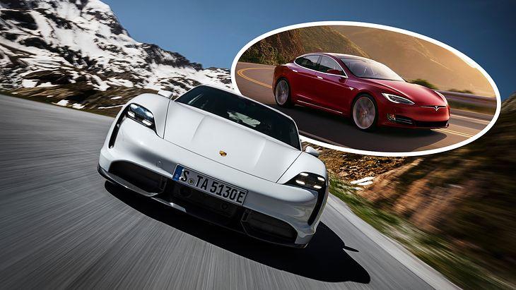 Fanatyzm dot. Porsche i Tesli można porównać do wojenki Android i iOS