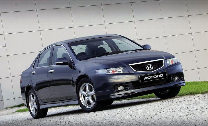 Honda Accord VII wersja europejska