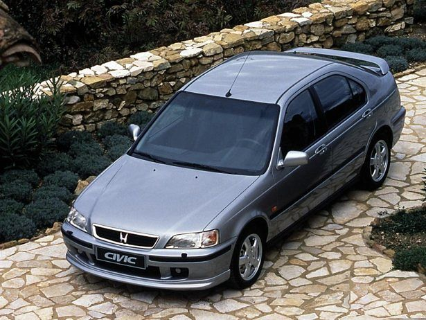 Honda Civic VI Liftback