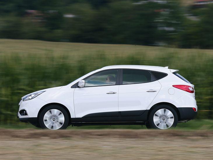 Oryginał Używany Hyundai ix35 [2010-2015] - poradnik, awarie, problemy OJ93