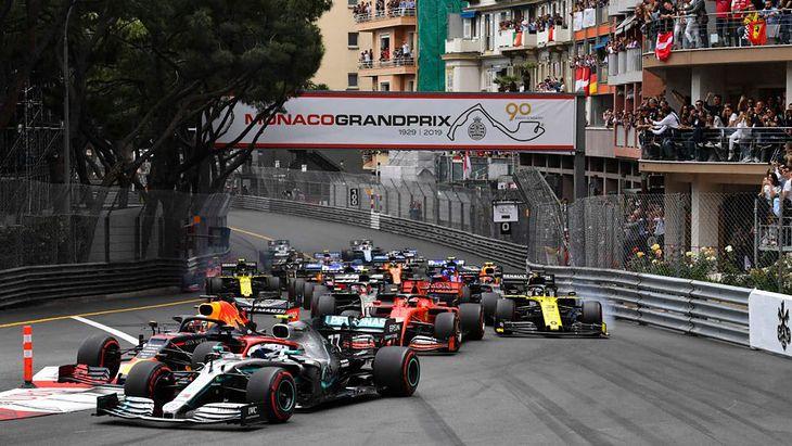 GP Monako to jeden z najważniejszych wyścigów w sezonie.
