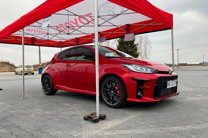 Toyota GR Yaris w Polsce została wyprzedana do ostatniej sztuki. Jest jeszcze nadzieja na dodatkowe sztuki.