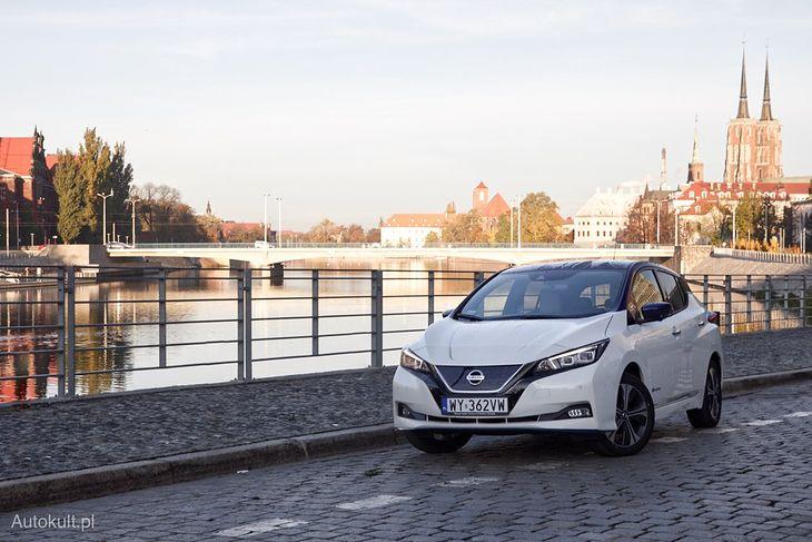 Nissan Leaf swego czasu był najchętniej wybieranym autem elektrycznym w Skandynawii