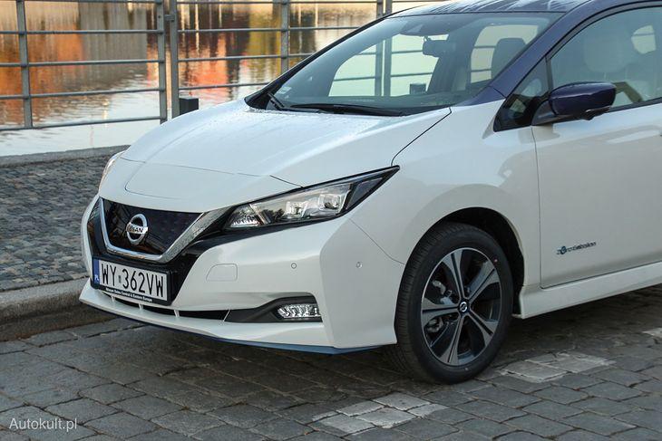 Nissan wykorzystuje swoje doświadczenia z elektrykami do projektowania hybryd