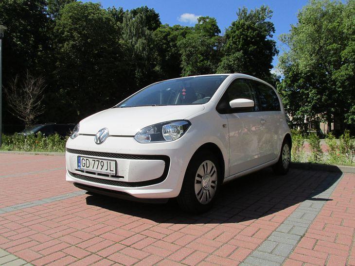 VW up! 1.0 mpi 5d, wersja wyposażenia Move up!