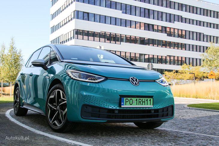 ID.3 chwilę po rynkowej premierze stał się najpopularniejszym nowym autem w Norwegii.