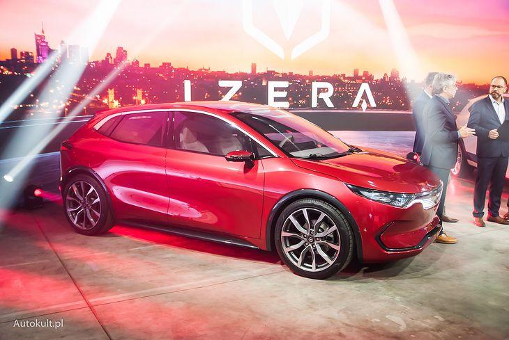 Pierwsze auto Izery ma być gotowe w połowie dekady.