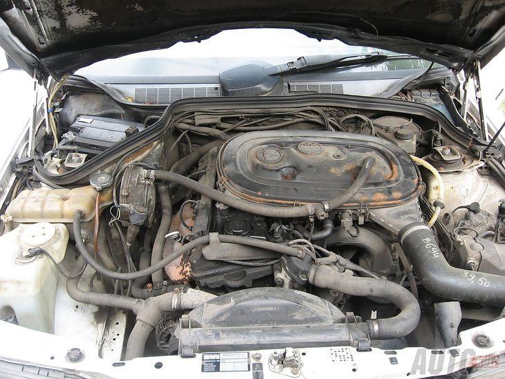 Silnik mercedesa 190E W201