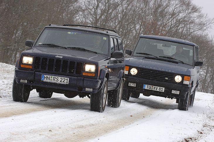Wybitny Samochód terenowy - trudne wybory | Autokult.pl HG48