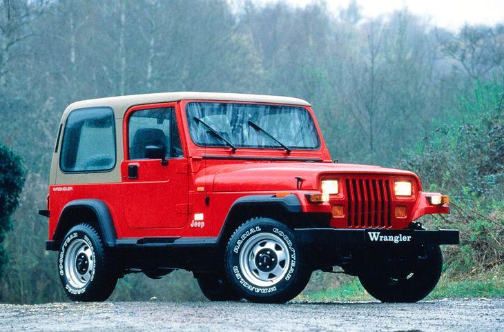 Jeep Wrangler YJ