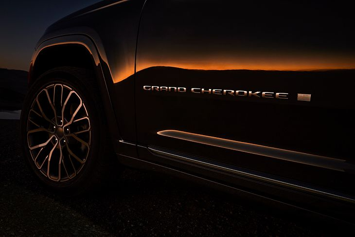 Jeep Grand Cherokee (2021)