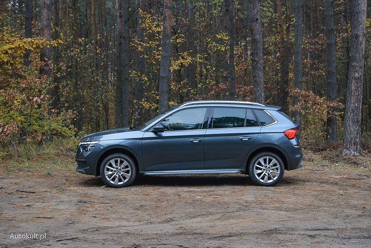 Škoda późno dołączyła do gry na rynku miejskich crossoverów, ale Kamiq jest jedną z ciekawszych propozycji w segmencie