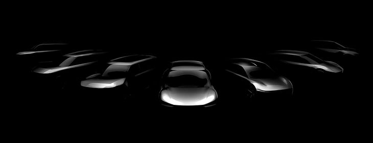 7 nowych aut zasilanych prądem dołączy do gamy Kii.