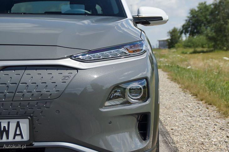 Kona Electric jest najlepszym dowodem na to, że Hyundai wie co robi.