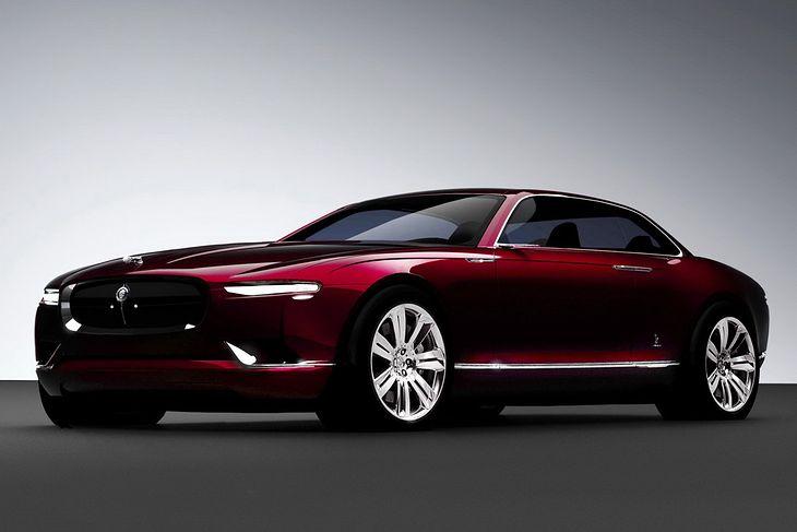 koncepcyjny Jaguar B99 Bertone
