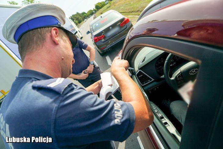 Niektórzy z kierowców myśleli, że funkcjonariusze nie zajmują się już ruchem drogowym