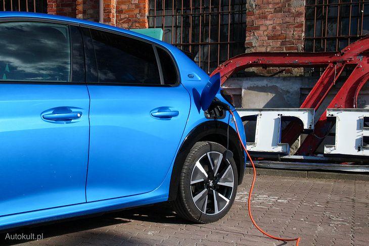Choć dopłaty nie ruszyły, samochody elektryczne już nie dziwią tak bardzo.