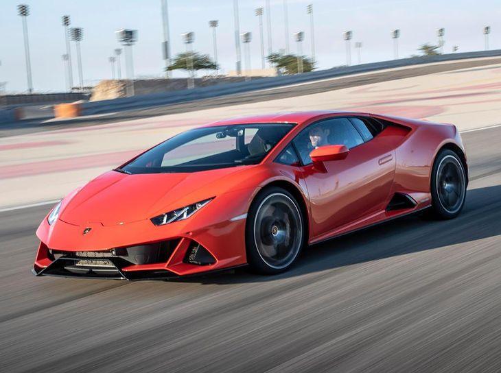 Takie auto to wydatek w wysokości co najmniej 1 mln zł.