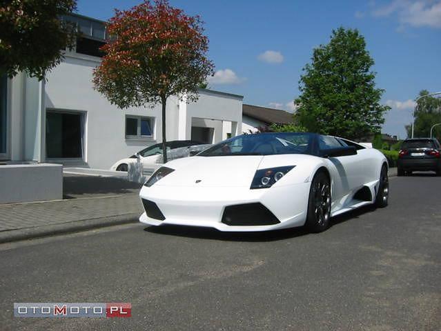 Najdrozsze Samochody Na Allegro Lamborghini Murcielago Lp640 Za 1