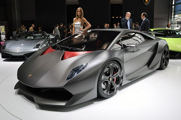 Lamborghini Sesto Elemento Cala Produkcja Wyprzedana Autokult Pl
