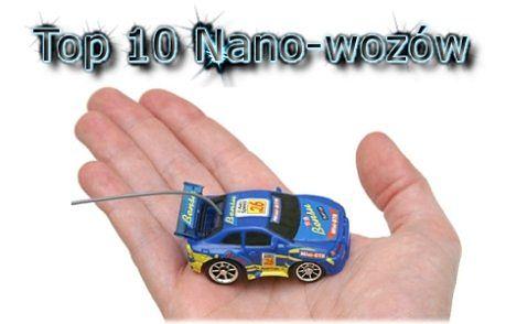 Top 10 Nano-wozów