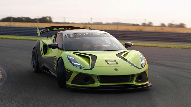 Lotus Emira GT4 (2021)