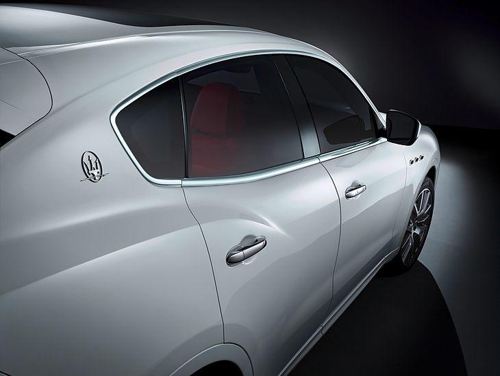 Maserati Levante będzie miało brata o nazwie Grecale. Trochę mniejszego.