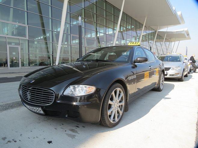 Maserati Quattroporte (fot. Przemysław Wronecki, GazetaWroclawska.pl)