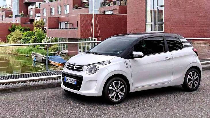 Citroën C1 Wraca Do Salonów Polski Cennik Autokultpl