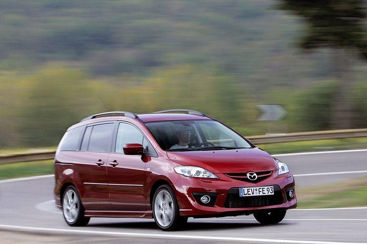 Bardzo dobra Używane kompaktowe minivany do 20 tys. zł umożliwiające wygodne MJ51