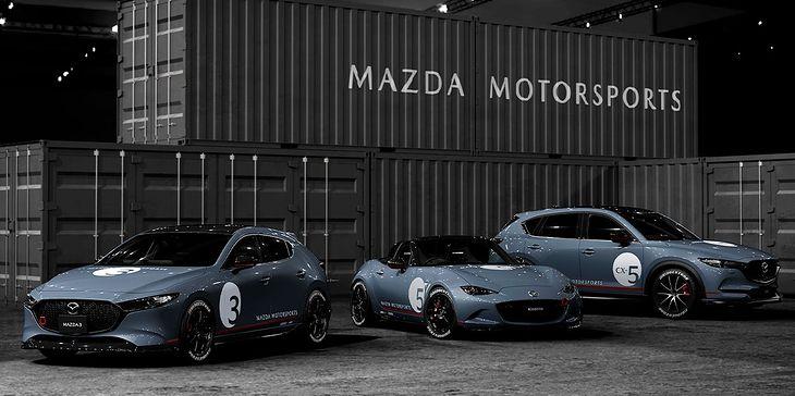 Takie samochody w salonie Mazdy to jest to, na co czekają fani japońskiej motoryzacji.