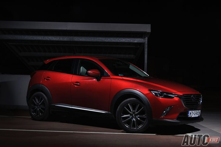 mazda cx 3 2 0 150 km at skypassion test opinia spalanie cena. Black Bedroom Furniture Sets. Home Design Ideas