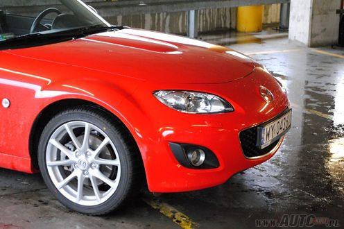Mazda MX-5 Wideotest
