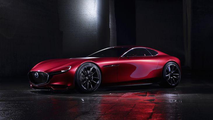RX-Vision Concept - chcielibyśmy zobaczyć te linie w aucie produkcyjnym.