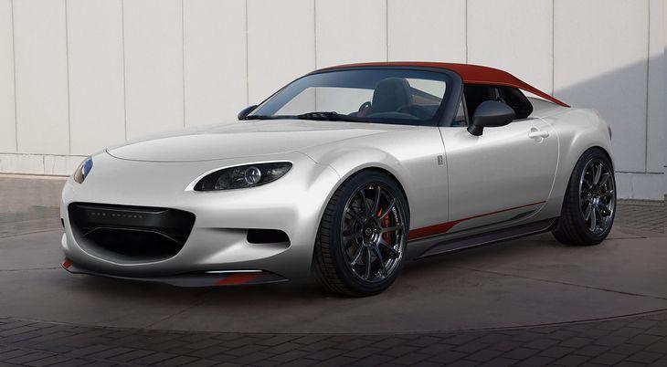 Mazda MX-5 Spyder Concept