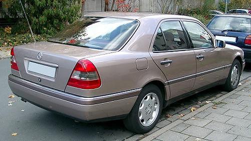 Jaki Używany Samoch 243 D Kupić Mercedes C W202 Czyli