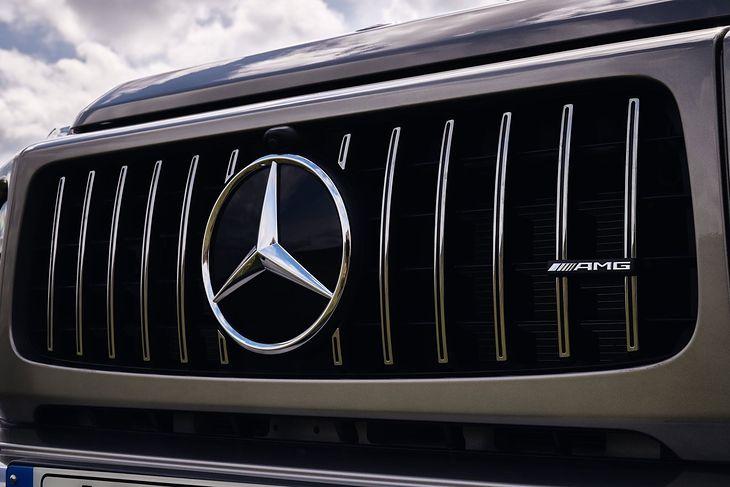 Mercedes-AMG G63 - cena bazowa w Polsce to 776 300 zł, ale po doposażeniu często przekracza symboliczny milion.