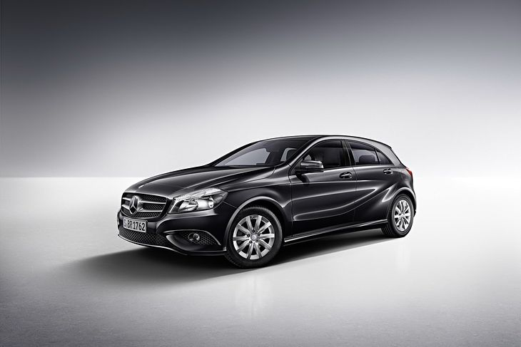 Mercedes-Benz klasy A BlueEFFICIENCY Edition