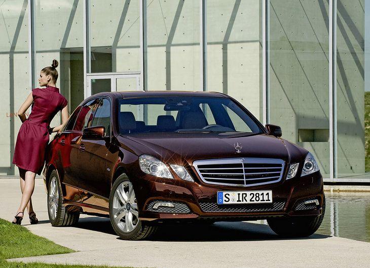 Używany Mercedes Klasy E W212 – awarie i problemy | Autokult pl