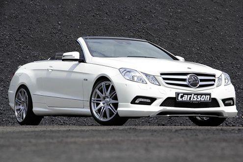 E klasa kabrio od Carlssona | Autokult.pl