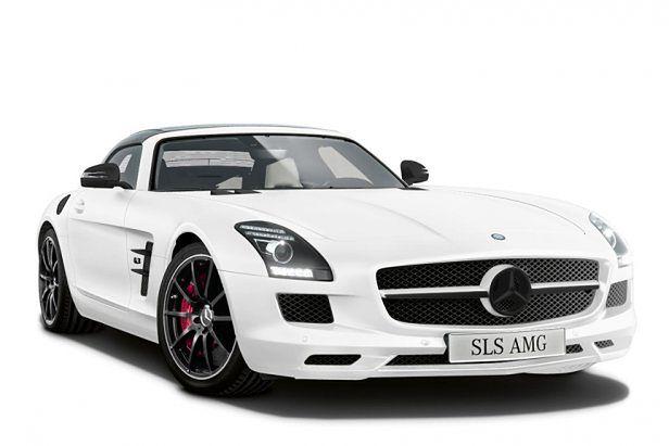 Mercedes SLS Matt Special