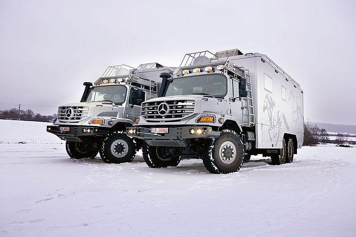 Mercedes-Benz Zetros 2733